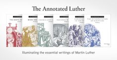 Annotated Luther series