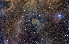 6 December 2016 | Baby Eagle – European Astronomy Picture of the Day