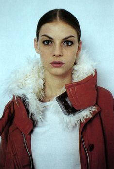 437b05642380d Helmut Lang F W 1999-2000  Séance de Travail  Scans Anti Fashion
