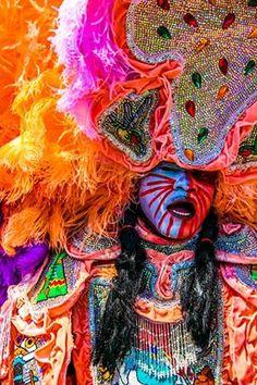 Mardi Gras 2015 New Orleans