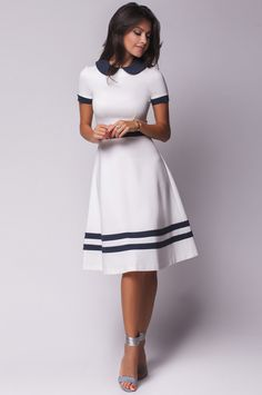 Modest fashion 851321135790009894 - Source by halleryleonie Modest Dresses, Simple Dresses, Elegant Dresses, Vintage Dresses, Casual Dresses, Dresses For Work, Tight Dresses, Long Dresses, Formal Dresses