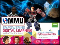 Empowering Digital Learning in the 21st Century at MMU!