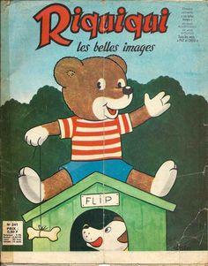 Riquiqui les belles images, années 60 dans Bandes dessinées Riquiqui-2411-802x1024