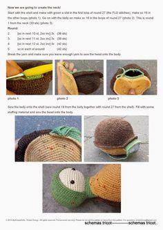 Photo: Crochet Amigurumi, Crochet Food, Cute Crochet, Amigurumi Doll, Amigurumi Patterns, Crochet Dolls, Crochet Baby, Crochet Doily Patterns, Crochet Chart