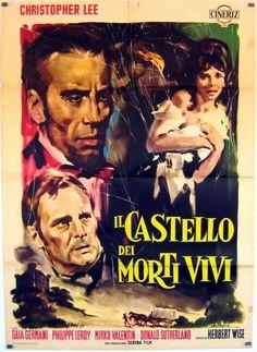 CASTELLO DEI MORTI VIVI (IL) - recensione