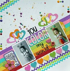 You+Color+my+World+by+luvalotmum+@Two Peas in a Bucket