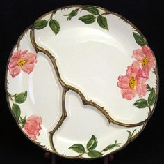 I got a few plates of this at a garage sale once and loved them ...