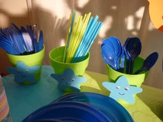 Las Mesas de Núria: ¡Fiesta de cumpleaños bajo el mar!