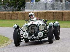 1935 Lagonda V12 Le Mans