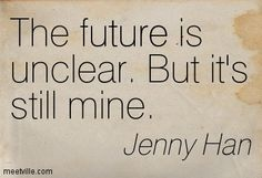 jenny han quotes - Google Search