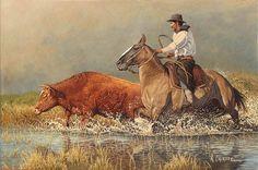 Por Amor al Arte: Las hermosas pinturas e ilustraciones de Aldo Chiappe.