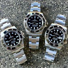 Make your pick: SUBMARINER NO DATE SEA-DWELLER 4000 SUBMARINER DATE... | http://ift.tt/2cBdL3X shares Rolex Watches collection #Get #men #rolex #watches #fashion