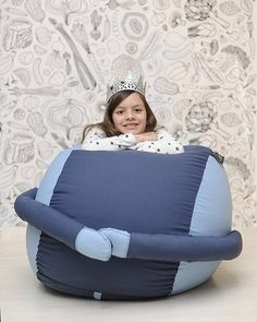 Kids Bean Bag Cover Kids Lounge Chair Hug Bean Bag Monster