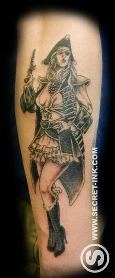 12 Best Pirate Pin Up Girl Images Ink Drawings Tattoo Drawings