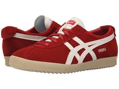 Onitsuka Tiger by Asics Mexico Delegation™ Sneaker suede red/slight white sz7.5 110.00 2/16