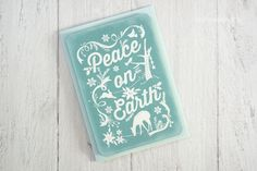 Stampin' Up! Peace on Earth