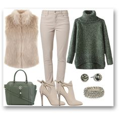 Untitled #452 by gallant81 on Polyvore featuring Mint Velvet, NYDJ, Jimmy Choo, Armani Jeans, Accessorize, The Sak and St. John