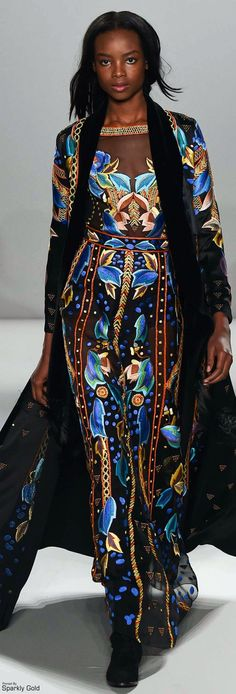 Temperley London Fall 2015 RTW       / https://www.pinterest.com/pin/138837600989632516/
