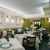 Sistina - quiet Italian. Great people watching - Upper East Side