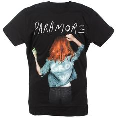 Paramore Grow Up T-Shirt Size : X-Small featuring polyvore fashion clothing shirts shirts & tops