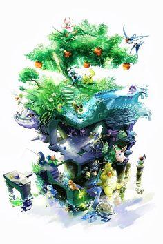 Pokémon Fushigi no Dungeon (Pokemon Mystery Dungeon) Mobile Wallpaper - Zerochan Anime Image Board Pokemon Nintendo, Pokemon Pins, Pokemon Images, All Pokemon, Cute Pokemon, Pokemon Stuff, Random Pokemon, Pokemon Pictures, Pokemon Universe