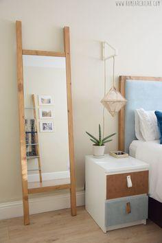 Bedroom Interior, Interior Deco, Interior Design Bedroom, Diy Bedroom Decor, Bedroom Decor, Living Room Mirrors, Home Decor, Aesthetic Bedroom, Room Ideas Bedroom
