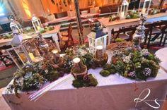 Sara Renee Winter Bar Mitzvah decor