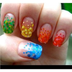 Super cool nails and amazingly awesome