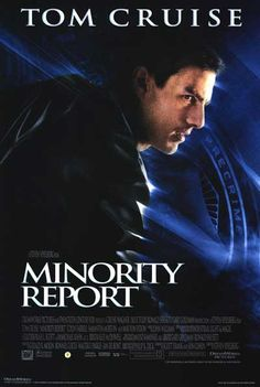Minority Report movie posters at movie poster warehouse movieposter.com Australia