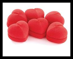 Sponge Hair Rollers Create cute waves and curls while you sleep. Gentle to your hair as no damaging heat is required and soft enough to sleep in. 6 x rollers for medium to long hair. Size of each heart x x Sponge Hair Rollers, Makeup Inspiration, Health And Beauty, Your Hair, Long Hair Styles, Curls, Beauty Products, Waves, Sleep