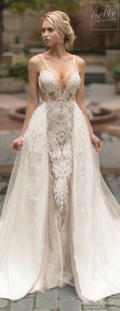 Naama and Anat Wedding Dress Collection 2019 - Dancing Up the Aisle - SALSA Svadobné  Šaty c5d7a50a3c5