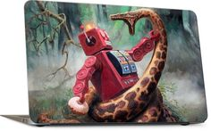 Custom and artist-designed skins for Apple & PC Laptops. Trusted by the world's top brands and artists to create the best looking laptop skins available anywhere. Macbook Skin, Laptop Skin, Eric Joyner, Art Reproductions, Original Artwork, How To Look Better, Wraps, Artist, Animals