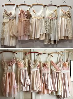 custom bridesmaid dresses #wedding