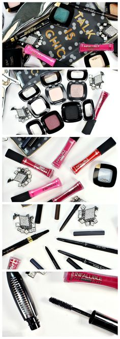 Drugstore beauty l'oreal infallible new makeup swatches review