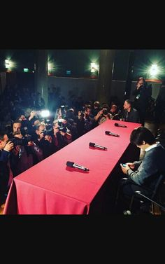 Seong-Jin Cho prensa after his victory
