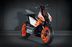 KTM: lo scooter elettrico aiuterà la moto a farsi accettare