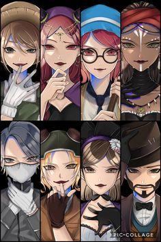 Shao Jun, V Cute, Identity Art, Anime Comics, Kawaii Anime, Cool Drawings, Game Art, Character Art, Fantasy Art