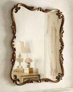 """Chippendale""+Mirror+at+Horchow. Need to explore Horchow for mirror Decor, Floor Mirror, Chippendale, Decor Interior Design, Beautiful Mirrors, Through The Looking Glass, Vintage Mirrors, Mirror Decor, Mirror"