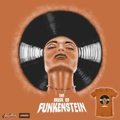 The Bride of Funkenstein album cover