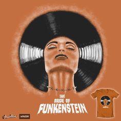 The Bride of Funkenstein album cover