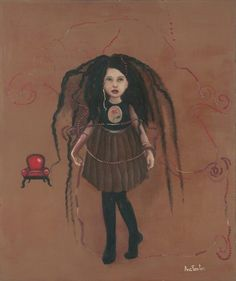 Ana Fuentes, Mysteria on ArtStack #ana-fuentes #art