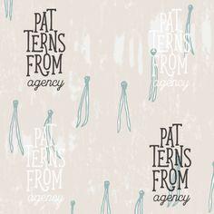 Ilana Vähätupa: Metsä – Tanssi #patternsfromagency #patternsfromfinland #pattern #patterndesign #surfacedesign #printdesign #ilanavahatupa