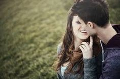 Stock photo - young loving couple sitting on grass, she is flirting with him, love and relationships concept Flirting Quotes For Her, Flirting Tips For Girls, Flirting Memes, Funny Women Quotes, Girl Quotes, Woman Quotes, Saturday Night Live, Beatles, 7 Types Of Love