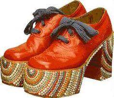 1970's shoes