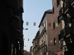 Chueca, Fiestas del Orgullo. Madrid by voces, via Flickr
