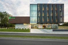 Galería - Oficina principal Desjardins Group / ABCP architecture + Anne Carrier Architectes - 9