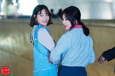 Kwon MinA & Yuna - AOA