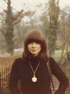 La frange d'Anna Wintour, un gimmick capillaire qui remonte à l'adolescence...