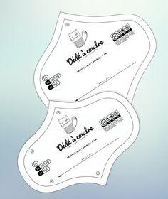 Fabriquez-vous même votre protège-slips lavable grâce à ces patrons gratuits prêts à imprimer