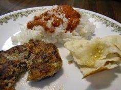 Street Food, Cuisine du Monde: Recette de shami (shaami) kebab, croquettes, broch...